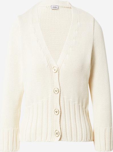 Pimkie Gebreid vest 'WTHEODORE' in de kleur Wit, Productweergave