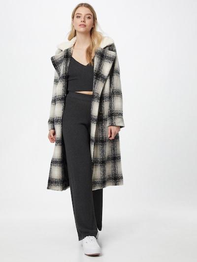 Cotton On Płaszcz przejściowy 'SHERPA' w kolorze szary / nakrapiany szarym, Podgląd na modelu(-ce)