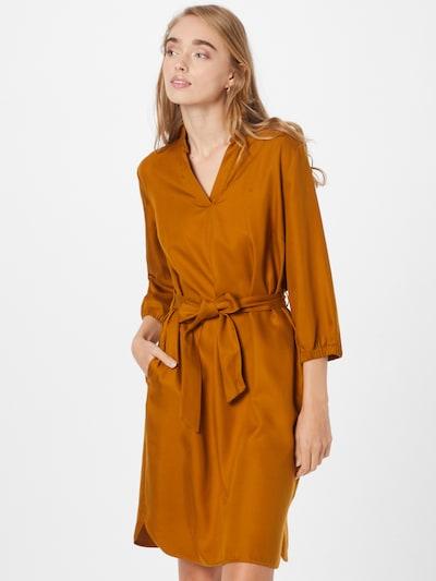 MORE & MORE Košilové šaty - karamelová, Model/ka