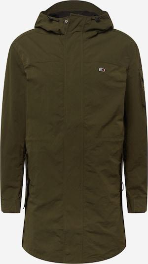 Tommy Jeans Přechodová parka - olivová, Produkt