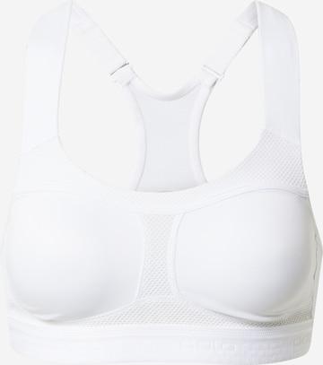 Soutien-gorge de sport ODLO en blanc