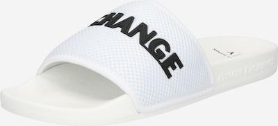 ARMANI EXCHANGE Pistokkaat värissä musta / valkoinen, Tuotenäkymä