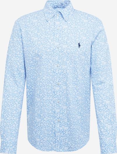 POLO RALPH LAUREN Hemd in hellblau / weiß, Produktansicht
