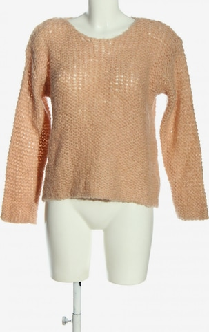 Susy Mix Sweater & Cardigan in M in Beige