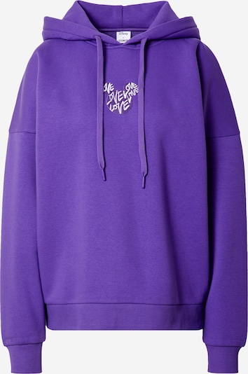 ABOUT YOU x Disney Sweatshirt 'Lana' in lila, Produktansicht