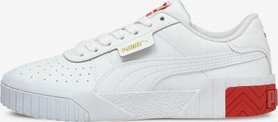 PUMA Sneaker 'Cali' in rot / weiß, Produktansicht