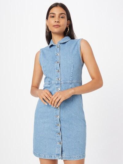 DeFacto Kleid in hellblau, Modelansicht