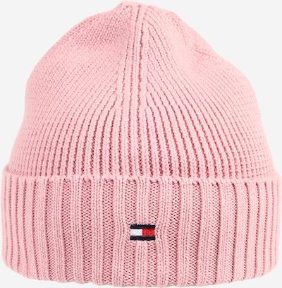 TOMMY HILFIGER Mütze in marine / rosa / rot / weiß, Produktansicht