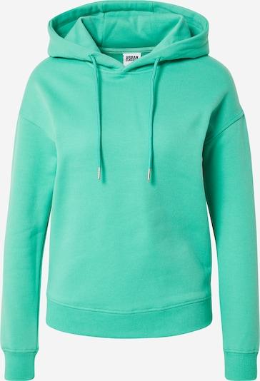 Urban Classics Sweat-shirt en vert, Vue avec produit