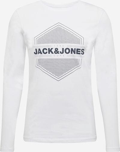 JACK & JONES Majica | črna / bela barva, Prikaz izdelka