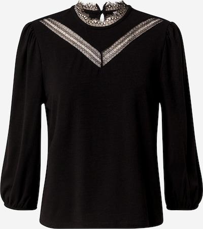ABOUT YOU Shirt 'Leanna' in de kleur Zwart, Productweergave