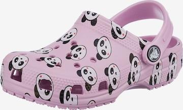 Crocs Sandaalid, värv roosa