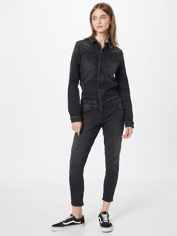 LTB Jumpsuit 'Nancie X' in Black