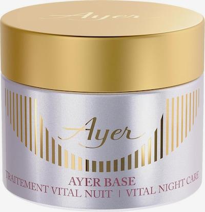 Ayer Nachtcreme 'Vital Night Care' in weiß, Produktansicht
