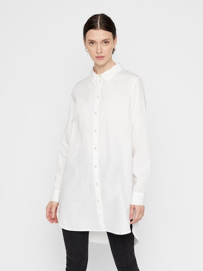 PIECES Blouse 'Noma' in White, View model