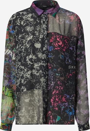 DIESEL Blouse 'C-IZU' in Mixed colours / Black, Item view