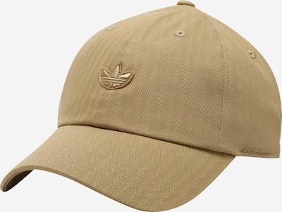 ADIDAS ORIGINALS Cap in sand, Produktansicht