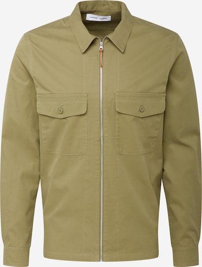 Samsoe Samsoe Prijelazna jakna 'Kato' u maslinasta: Prednji pogled