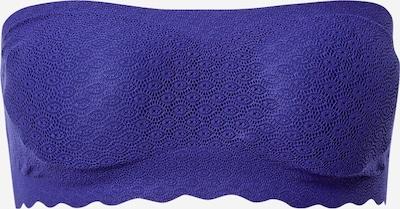 SLOGGI Soutien-gorge 'ZERO Feel' en bleu violet, Vue avec produit