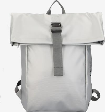 BREE Rucksack in hellgrau, Produktansicht