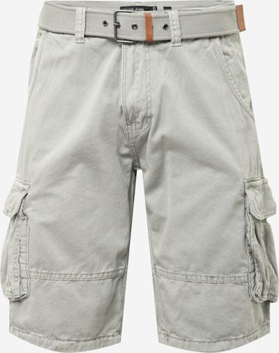 Pantaloni cargo 'Monroe' INDICODE JEANS di colore grigio chiaro, Visualizzazione prodotti