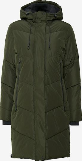 Oxmo Wintermantel 'Juna' in de kleur Groen, Productweergave