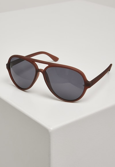 MSTRDS Sonnenbrille in braun, Produktansicht