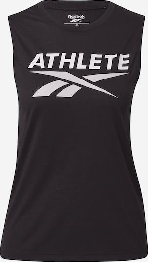 fekete / fehér Reebok Classic Tréning póló, Termék nézet