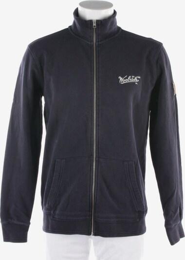 Woolrich Sweatshirt / Sweatjacke in M in dunkelblau, Produktansicht