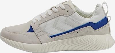 hummel hive Sneaker Low in blau / weiß / wollweiß, Produktansicht