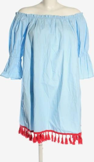 CHICWISH Blusenkleid in M in blau / rot, Produktansicht