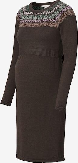 Esprit Maternity Strickkleid in braun / hellbraun, Produktansicht