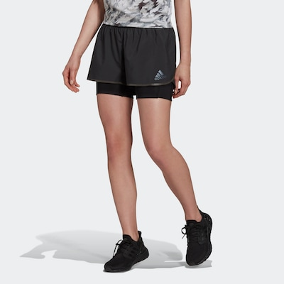 ADIDAS PERFORMANCE Shorts 'Adizero' in schwarz, Modelansicht