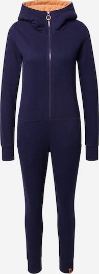 Fli Papigu Jumpsuit 'That Pretty Barmaid' in dunkelblau, Produktansicht