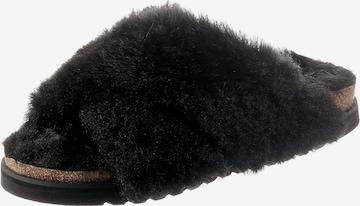 GABOR Slippers in Black