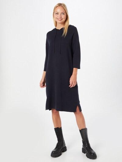 OPUS Kleid 'Wolers' in dunkelblau, Modelansicht