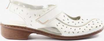 Luftpolster Flats & Loafers in 39,5 in White