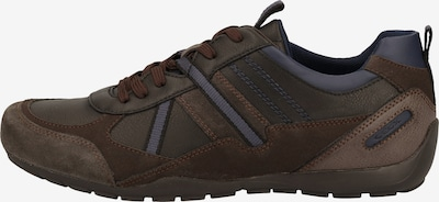 GEOX Sneaker in braun, Produktansicht