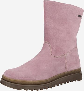 RICHTER Stiefel in Pink