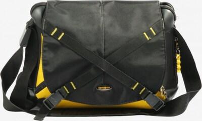 SAMSONITE Notebooktasche in One Size in pastellgelb / schwarz, Produktansicht