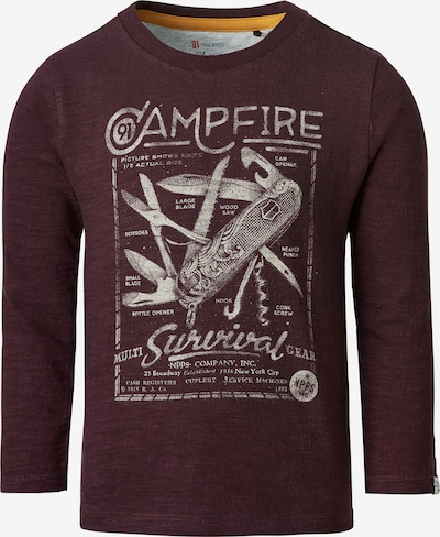 Noppies Shirt in lila, Produktansicht