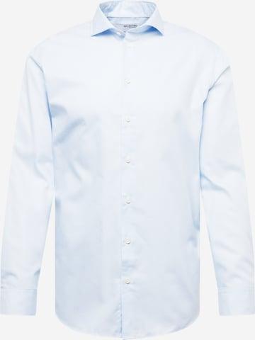 Chemise business SELECTED HOMME en bleu