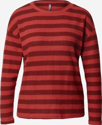 ONLY T-shirt 'Cortney' en rouge / rouge foncé, Vue avec produit