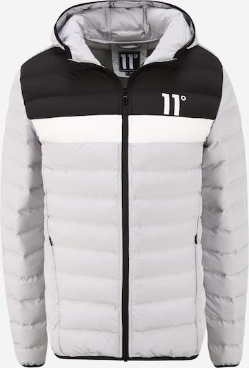 Giacca di mezza stagione 'SPACE' 11 Degrees di colore nero / bianco / bianco lana, Visualizzazione prodotti