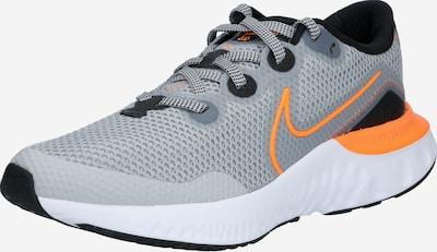 NIKE Sportschuh 'Renew Run' in grau / hellorange, Produktansicht