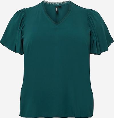 Vero Moda Curve Blūze 'NADS', krāsa - smaragda, Preces skats