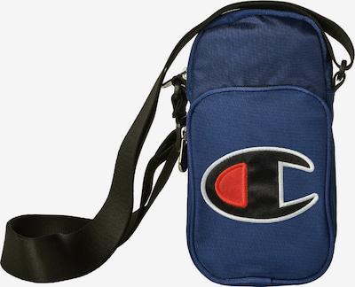 Champion Authentic Athletic Apparel Umhängetasche in blau / schwarz, Produktansicht
