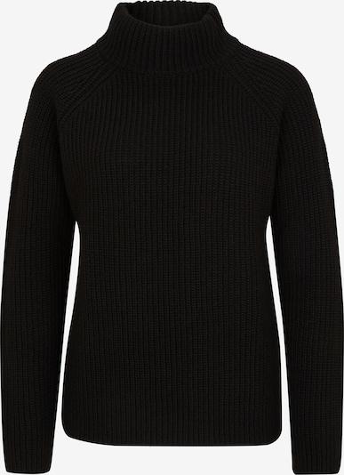 Ci comma casual identity Pullover mit Raglanärmeln in schwarz, Produktansicht