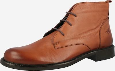 MUSTANG Chukka Boots in cognac, Produktansicht