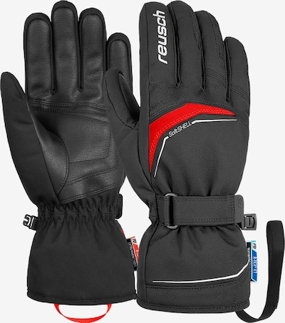 REUSCH Fingerhandschuhe 'Primus R-TEX® XT' in rot / schwarz, Produktansicht